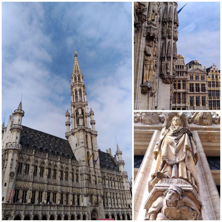 Hôtel de Ville de Bruxelles, a Prefeitura da cidade