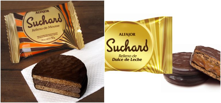 Alfajor Suchard