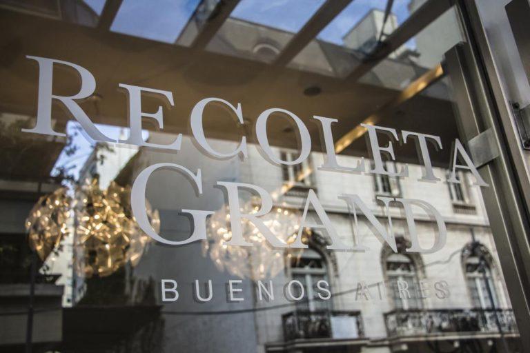 Recoleta Grand Hotel