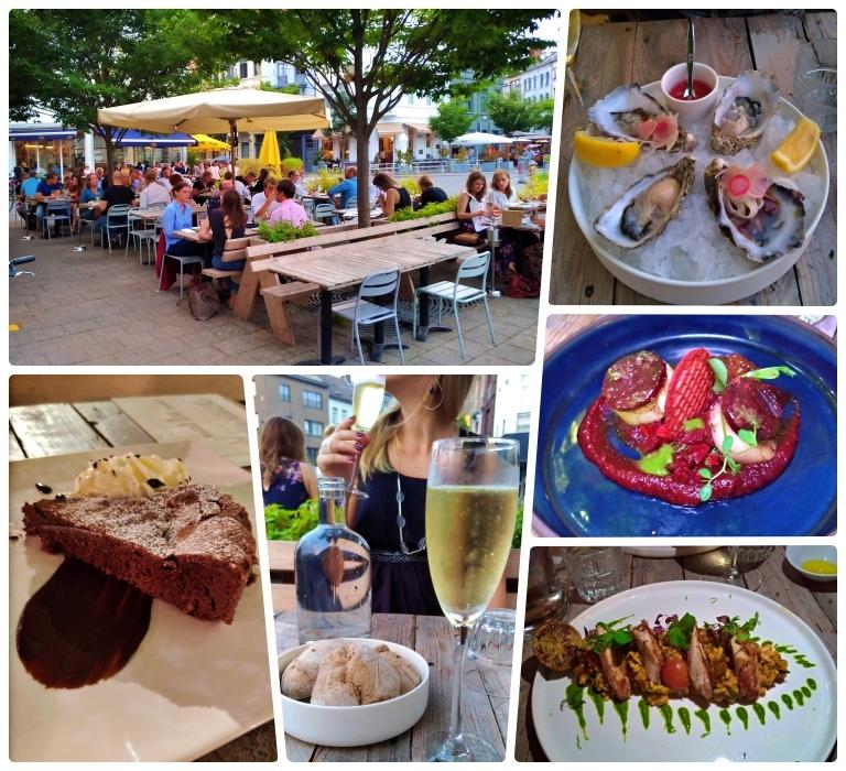Onde comer na Antuérpia: Fiskebar
