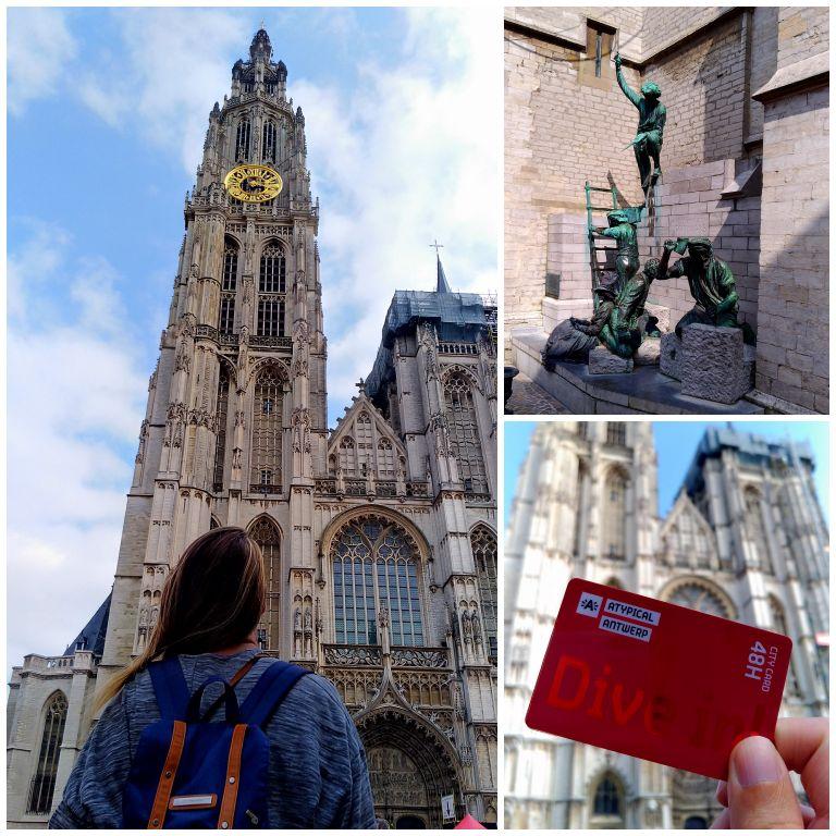 Onze-Lieve-Vrouwekathedraal Antwerpen (Catedral de Nossa Senhora)