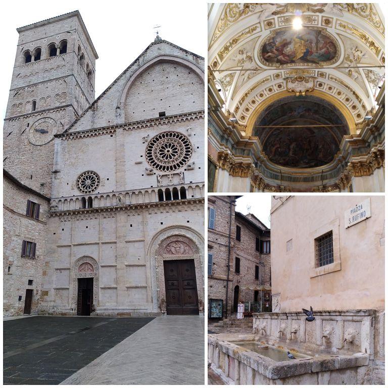 Catedral de São Rufino (Piazza San Rufino)