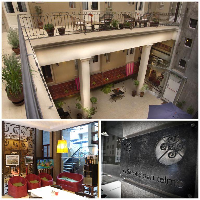 Hotel Pátios de San Telmo