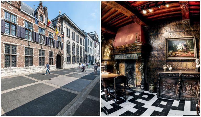 Rubens House | créditos: Dave Van Laere (Visit Antwerp)