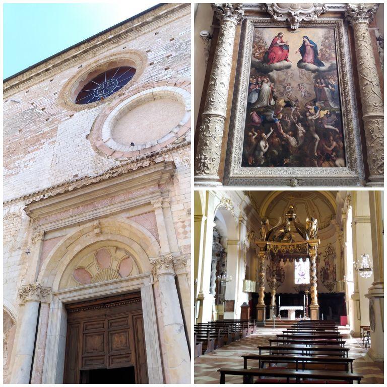 Igreja San Lorenzo Martire em Spello