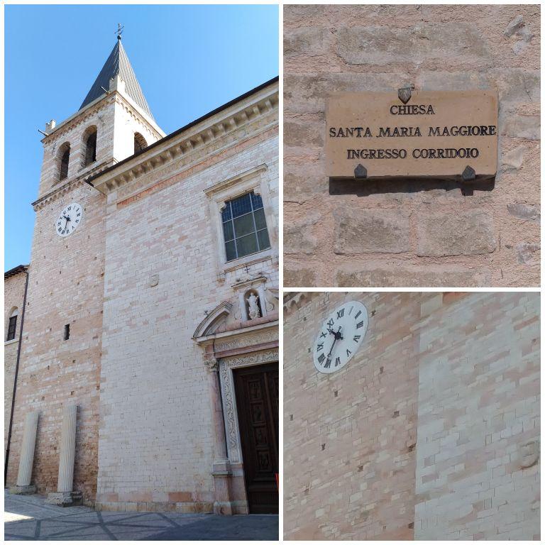 Chiesa Santa Maria Maggiore em Spello