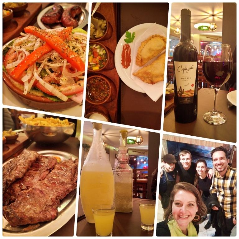 Onde comer em Buenos Aires: Parrilla Voro Carnes