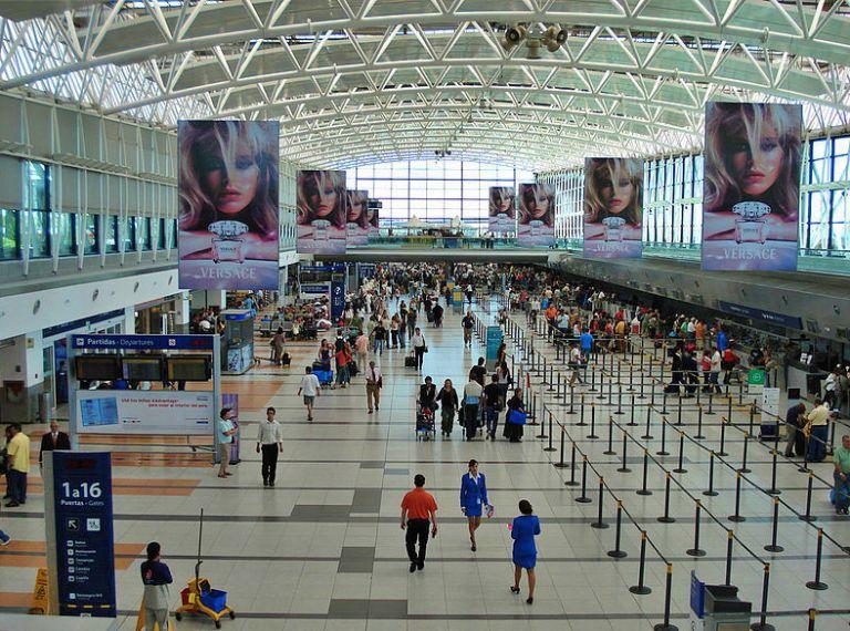 Aeroporto de Ezeiza (EZE), Buenos Aires
