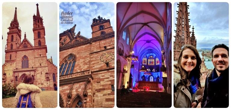 Catedral de Basel (Basileia) Onde ficar em Basel (Basileia)