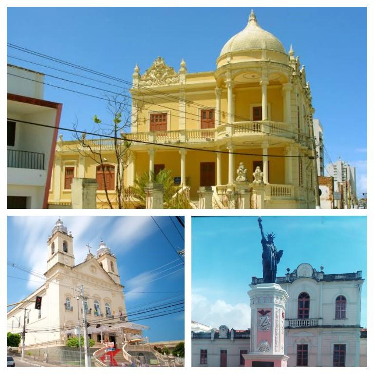 Centro histórico de Maceió: Museu, Catedral e até uma estátua da Liberdade