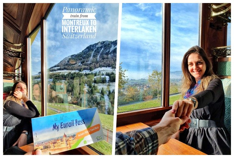 Viajando pela Europa com o Eurail Global Pass