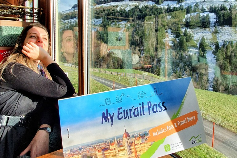 Eurail Global Pass