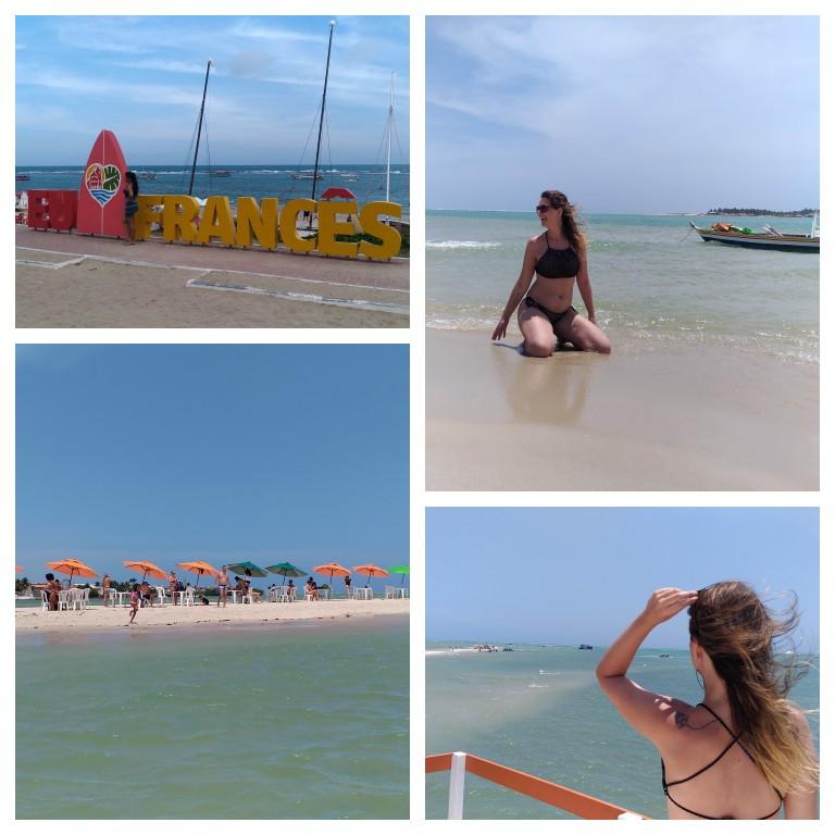 Praias do Gunga e Francês