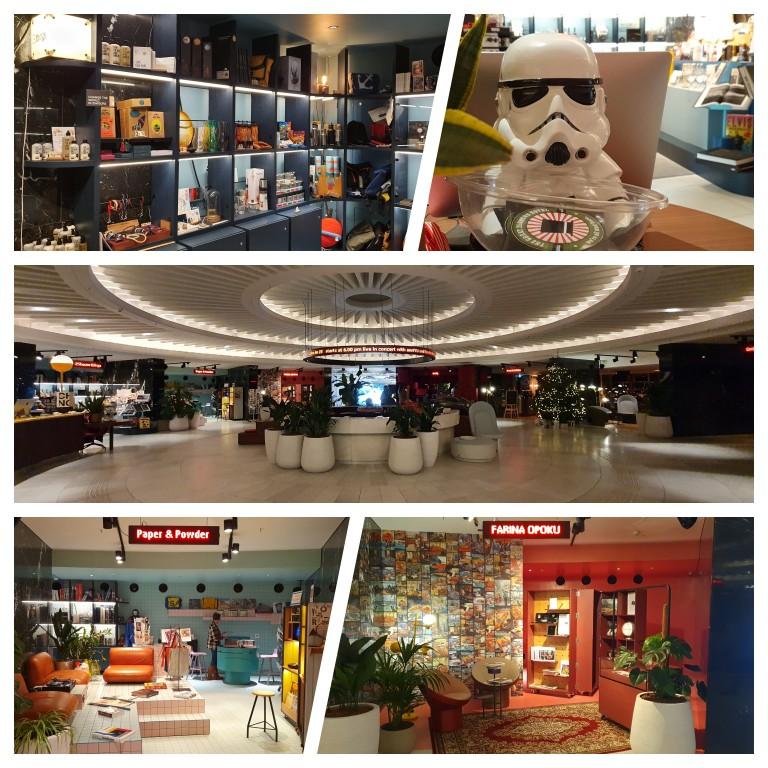 25hours Hotel The Circle: referências a Star Wars, Lego e diversos elementos da cultura pop