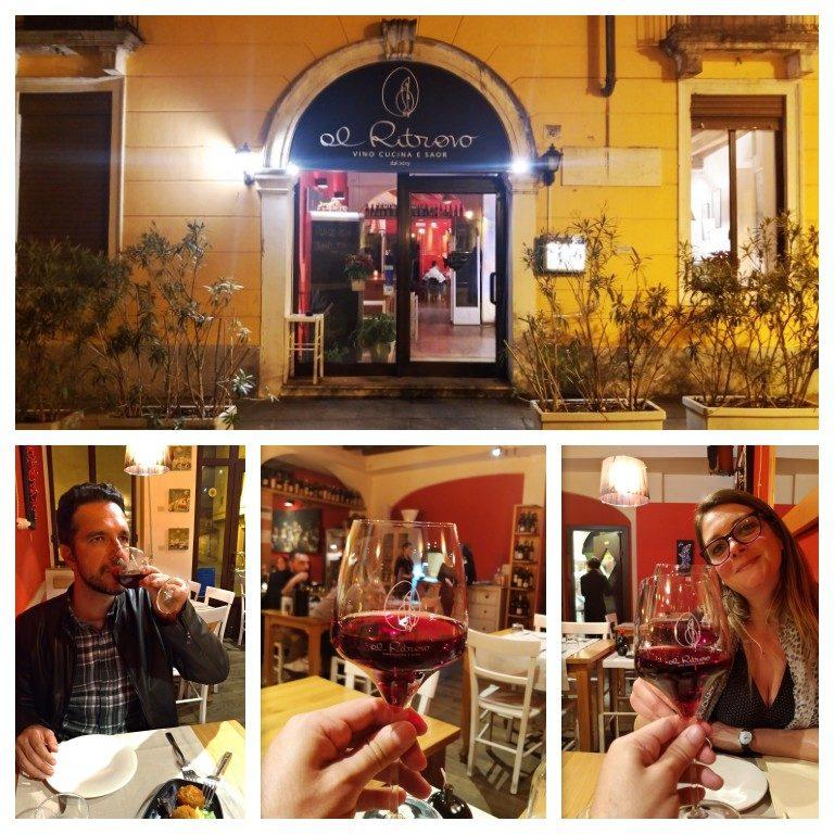 Restaurante al Ritrovo: onde comer em Vicenza