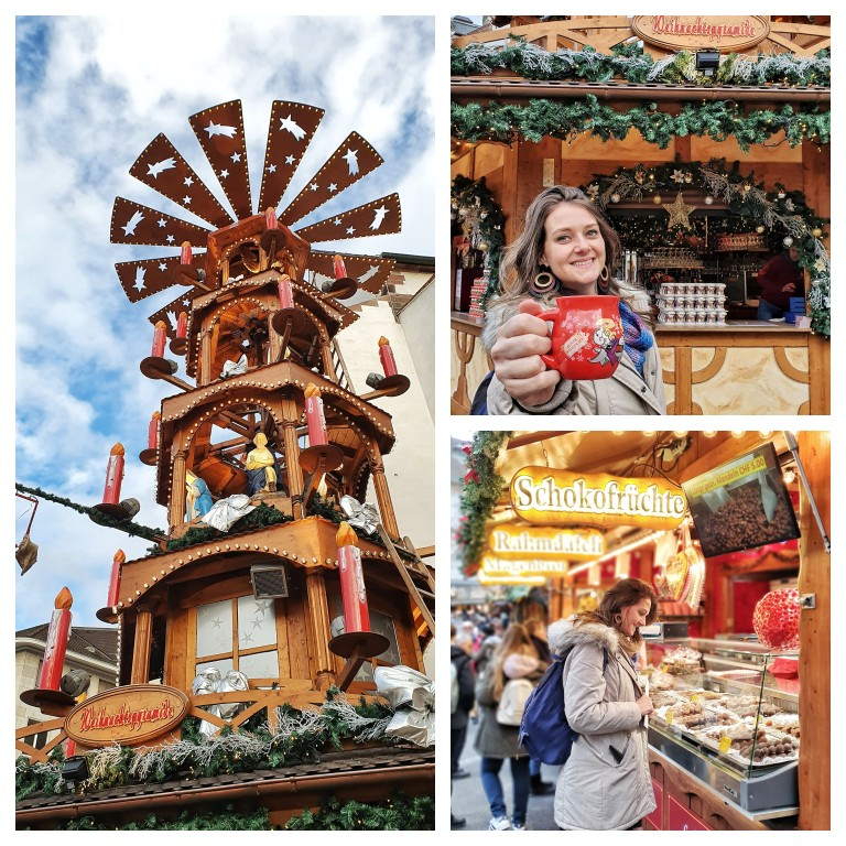 Mercado de Natal na Barfüsserplatz
