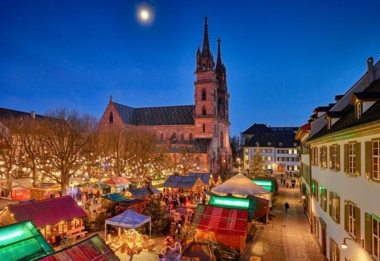 Basler Weihnacht: mercado de Natal da Basileia (foto: Basel tourism official)