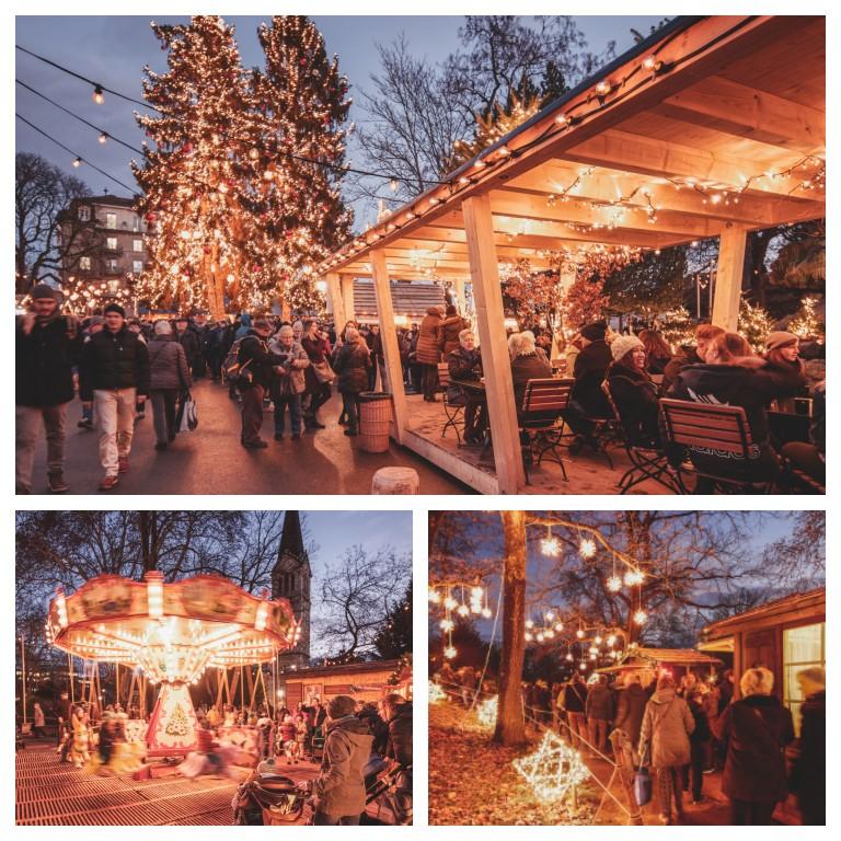 Mercados de Natal em Berna | (foto: Bern Tourism)