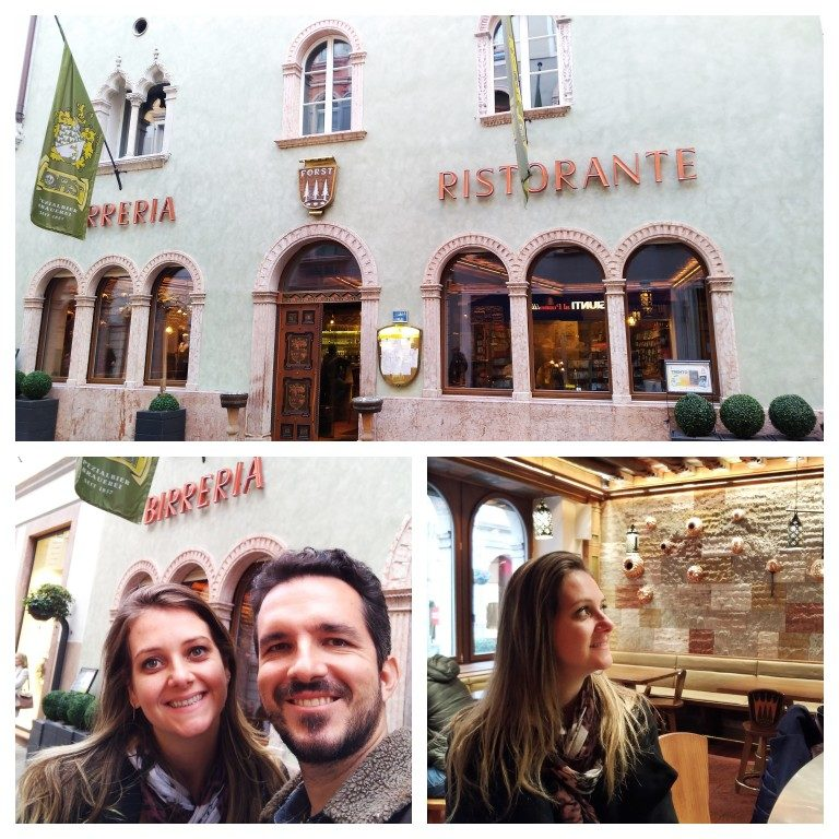 Forsterbräu: restaurante e bar da maior cervejaria de Trento