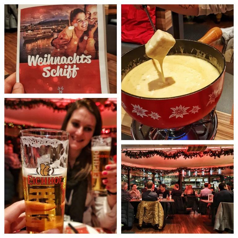 Weihnachts Schiff: passeio de barco pelo lago Lucerna com direito a jantar incluído