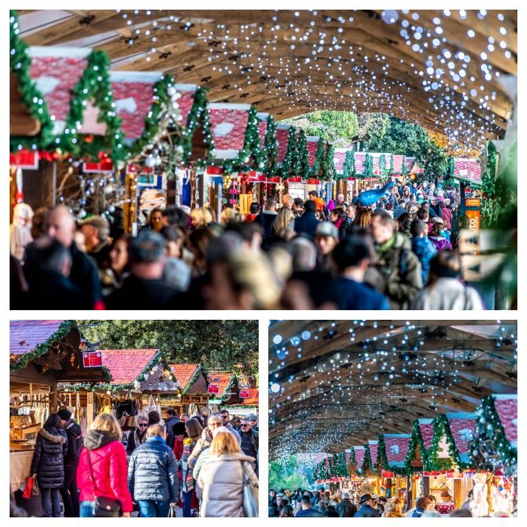 Montreux Nöel - Mercado de Natal de Montreux, na Suíça