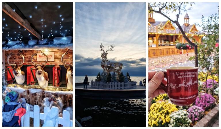 Montreux Nöel: Mercado de Natal de Montreux