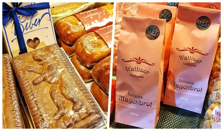 Biber e Magenbrot: especialidades suíças no mercado de Natal de St. Gallen