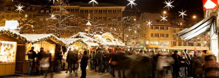 Mercado de Natal de St. Gallen | foto: european best destinations