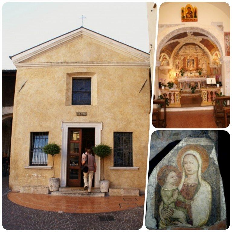 Chiesa di Sant'Anna della Rocca | Imagens: http://rete.comuni-italiani.it/wiki