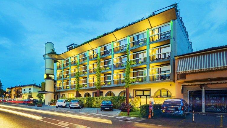 Garda Bike Hotel: 43 acomodações confortáveis, serviço de dayuse e aluguel de bikes | Imagem: Site oficial do hotel