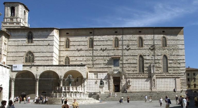Catedral de San Lorenzo (ou simplesmente Catedral de Perugia) | foto: Perugia Turismo