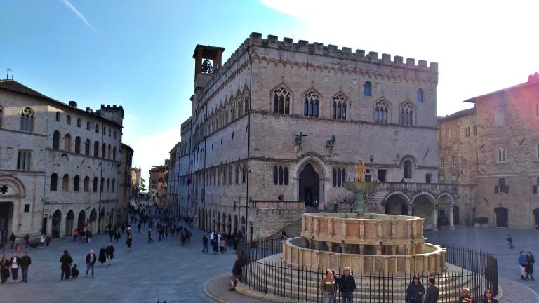 O que fazer em Perugia, na Itália