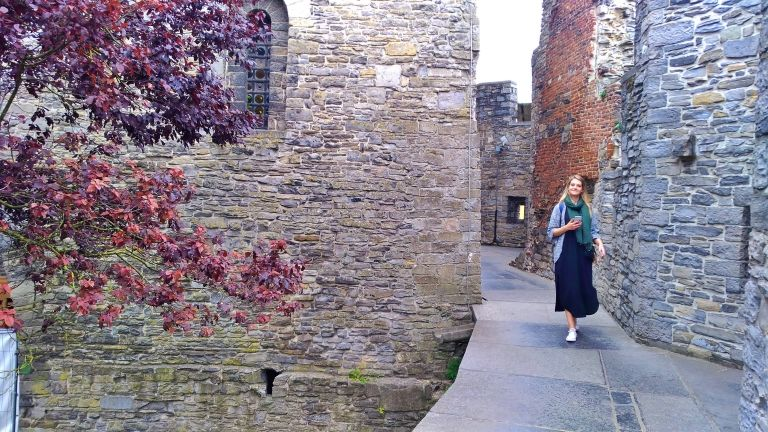 Visitando o Gravensteen (Castelo dos Condes)