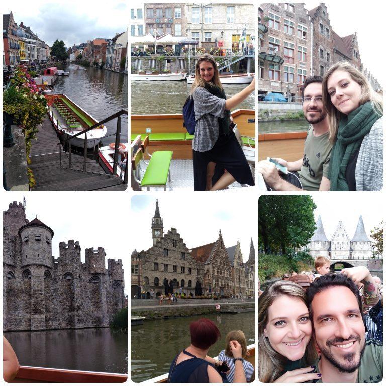 O que fazer em Gent: Passeio de barco em Gent