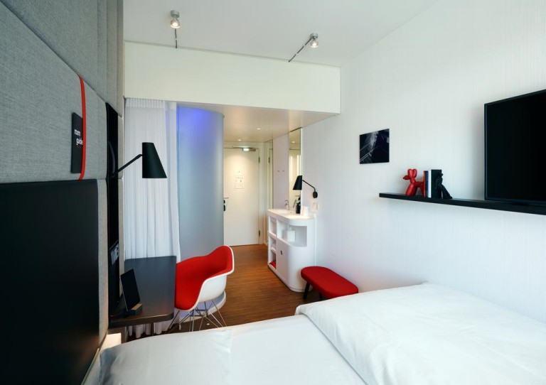 Hotel CitizenM Zürich