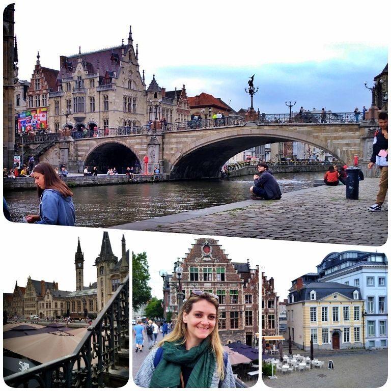 O que fazer em Gent: Sint-Michielsbrug (Ponte São Miguel)