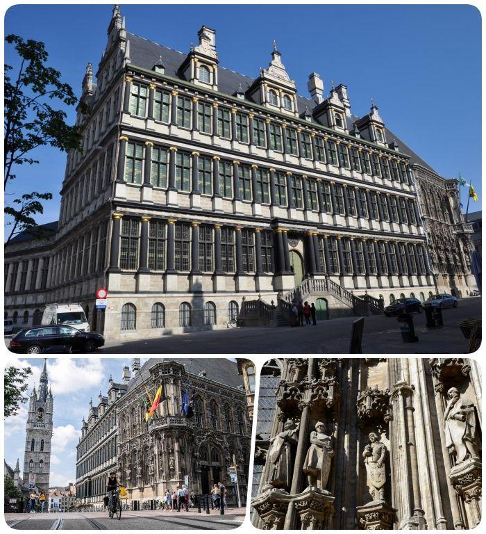 Stadhuis Gent (©Stad Gent - Dienst Toerisme)