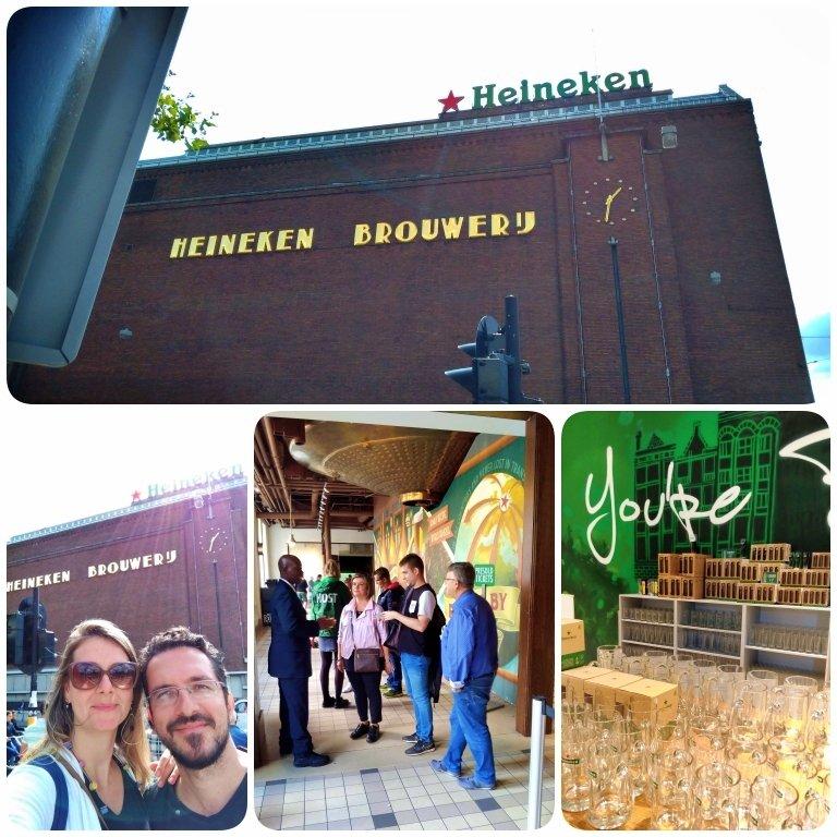 Heineken Experience: Tour pela fábrica de cerveja