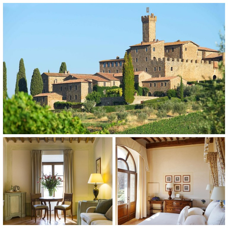 "Castello Banfi - Il Borgo ""Relais & Chateaux"""
