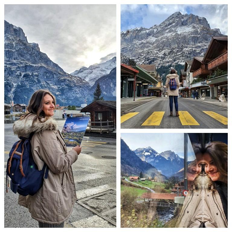 A vila alpina de Grindelwald