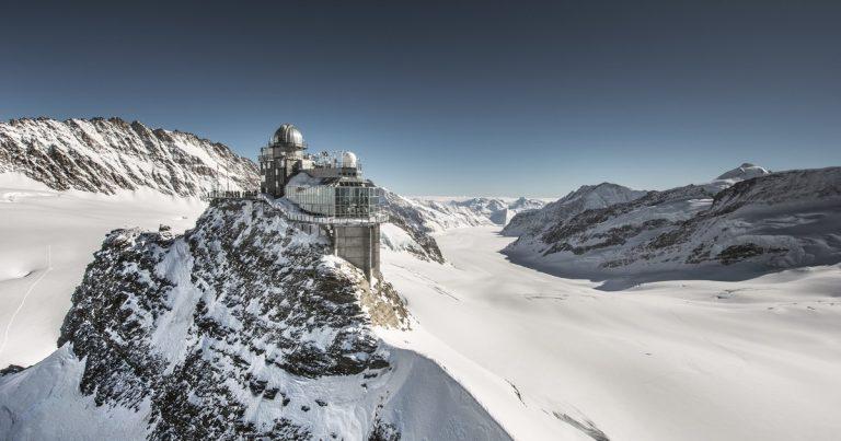 Top of Europe: ponto mais alto da Europa onde é possível chegar de trem