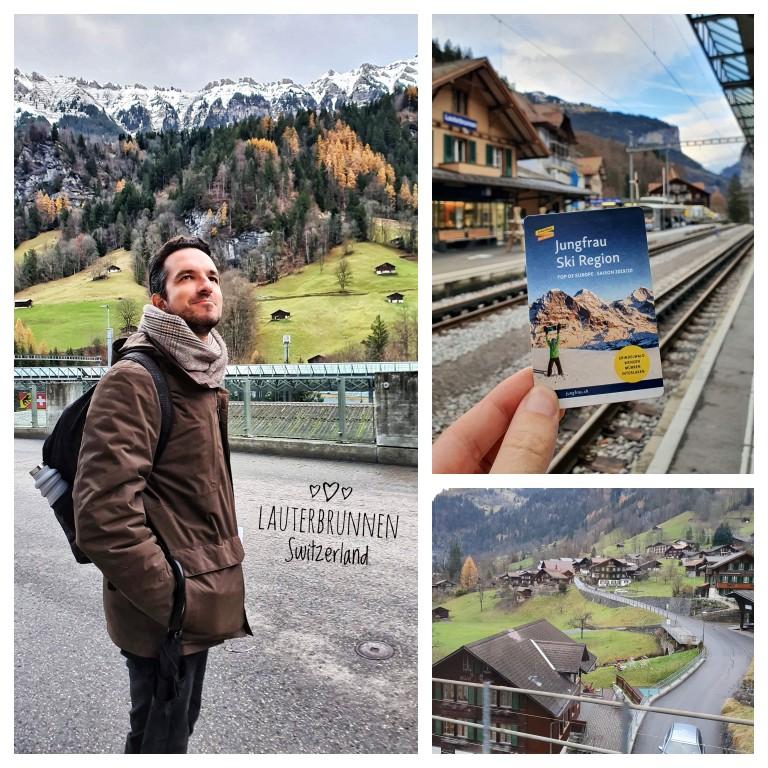 Lauterbrunnen - montanhas e cachoeiras em uma cidade de conto de fadas