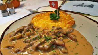 Onde comer em Interlaken