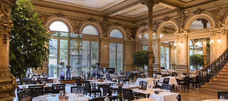Ristorante e Pizzeria Sapori (Hotel Victoria Jungfrau) | Onde comer em Interlaken