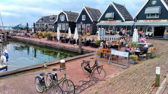 Marken, Volendam e Monnickendam: 1 dia no litoral da Holanda à partir de Amsterdam