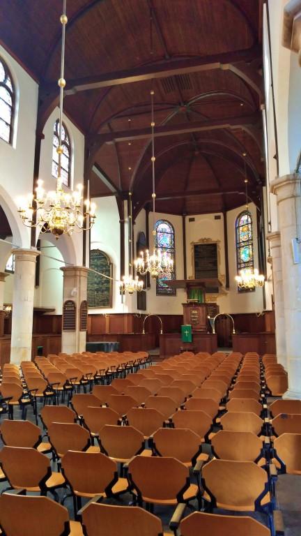 Pelgrimvaderskerk - Pilgrim Fathers Church