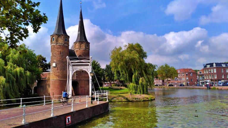 Oostpoort: Portão Leste | O que fazer em Delft