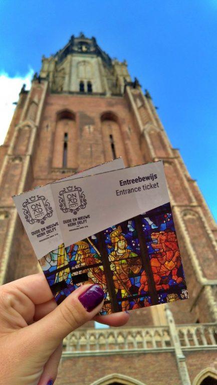 Nieuwe Kerk: a nova igreja de Delft | O que fazer em Delft
