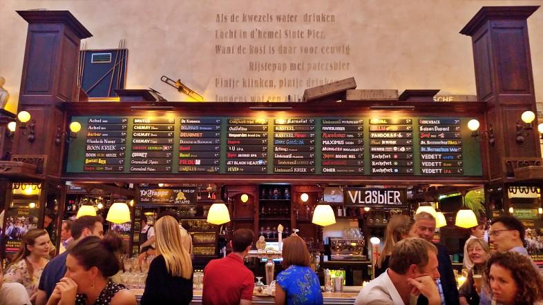 Belgisch Biercafé Olivier Utrecht