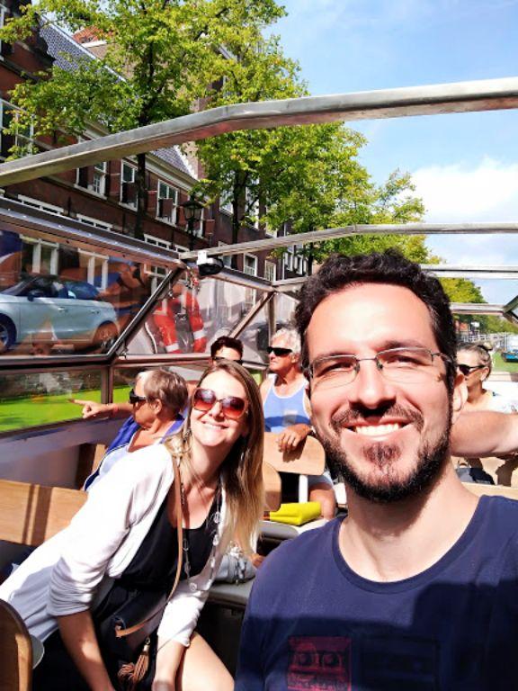 Passeio de barco pelos canais | O que fazer em Delft